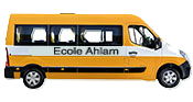 transport scolaire ecole ahlam marrakech